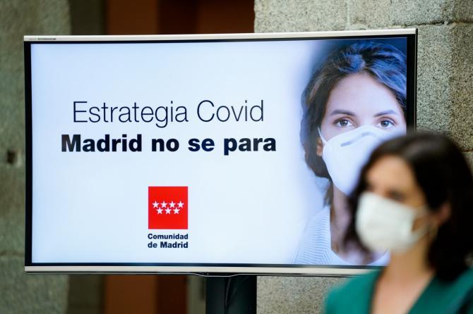 La mascarilla será obligatoria en espacios públicos cerrados y al aire libre desde el jueves