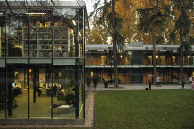 Galardón para la biblioteca Eugenio Trías de Retiro