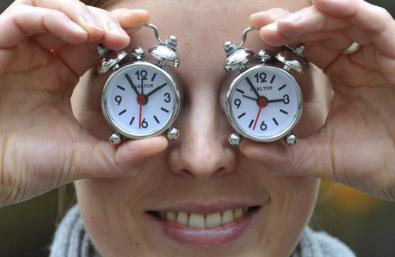 Que el cambio de hora no te quite el sueño