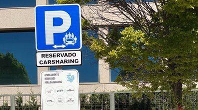 La ciudad incorpora otras diez nuevas plazas, cinco en Sanchinarro y otras cinco en Las Tablas, para incentivar el uso del vehículo compartido que se suman a la docena que se habilitó en mayo junto a IFEMA.