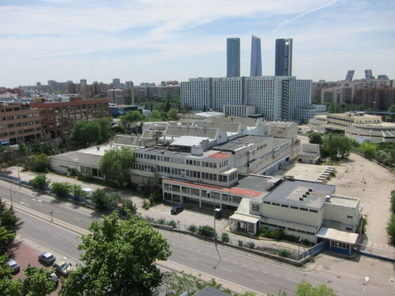 El proyecto supondrá la mejora del entorno del Hospital Ramón y Cajal y sus conexiones, y la revitalización del barrio de Valverde.