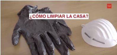 Cómo limpiar la casa cuando hay un contagiado de COVID19