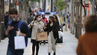 Se levantan las restricciones en todo Madrid
