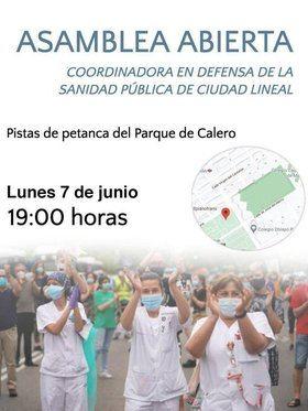 Hasta once actos de protesta contra el cierre estival de centros de salud programados esta semana