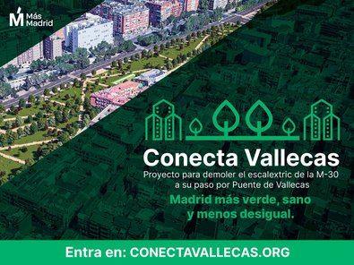 El escalextric de Vallecas, demolido en 2023