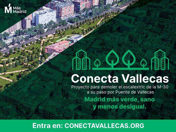 Toda la Corporación firma 'el acta de defunción' del escalextric de Vallecas, pero la demolición que se pospone a 2023