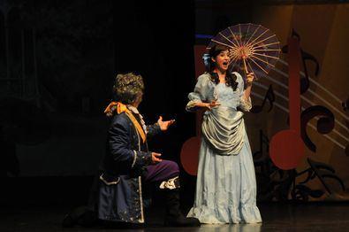 En esta nueva edición se podrán ver dos obras: Donde viven los monstruos, de Os náufragos teatro (22 de noviembre), y El gran juego de Verdi, de Ferro Teatro (13 de diciembre).