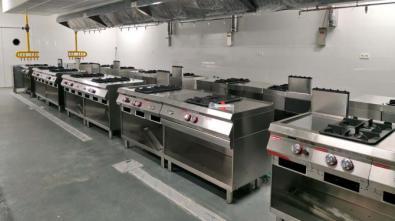 La Escuela de Hostelería servirá hasta 5.000 comidas