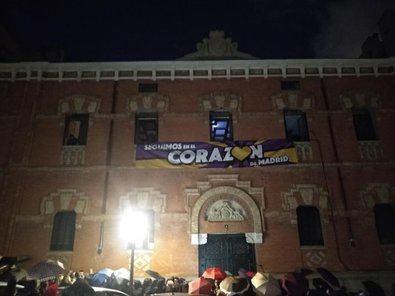 El edificio okupado de La Ingobernable en Alberto Bosch ha sido desalojado esta madrugada.