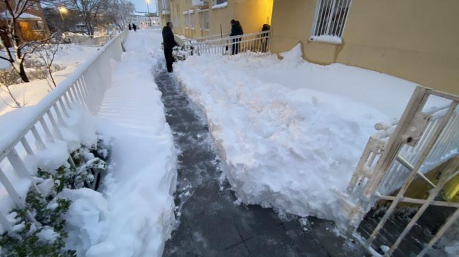 Consejos prácticos para mejorar la situación de los edificios y las viviendas tras la nevada