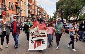 Más de 850.000 madrileños verán desde hoy restringida su movilidad para intentar frenar el avance de la pandemia