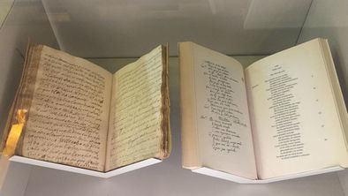 El Instituto Cervantes organiza la exposición en colaboración con la Biblioteca Nacional, que ha prorrogado la cesión de sus obras.