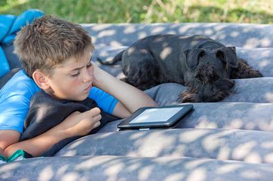 Muchas versiones digitalizadas de libros ilustrados son inferiores a la versión impresa, sin embargo, los niños pequeños las usan ampliamente.