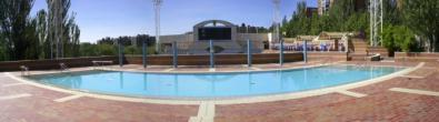 La piscina del Mundial 86, en Retiro, será reformada.