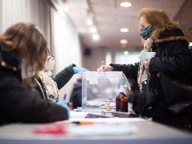 Protocolo para votar el 4M en Madrid
