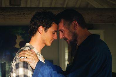La película está coprotagonizada por el propio hijo de Neeson, Micheál Richardson, y dirigida por James D'Arcy.