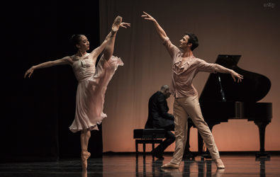 La Compañía Nacional de Danza ha inaugurado los Veranos de la Villa 2020