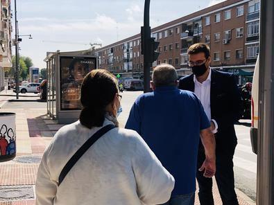 El vicealcalde de Alcobendas, Miguel Ángel Arranz, ha pedido a los vecinos que no viven en zonas afectadas por las restricciones que salgan de casa 'lo mínimo imprescindible' y 'seguir más que nunca las recomendaciones sanitarias.